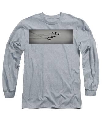 Greenwood Lake Airshow Northeast Raiders Long Sleeve T-Shirt
