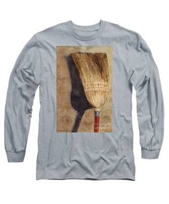 Ila Jean's Broom Long Sleeve T-Shirt