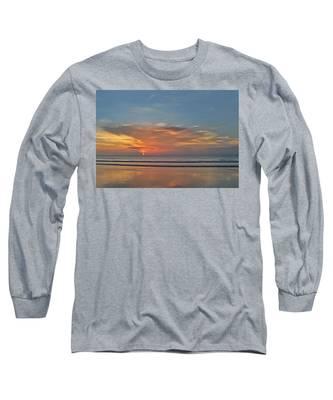 Jordan's First Sunrise Long Sleeve T-Shirt