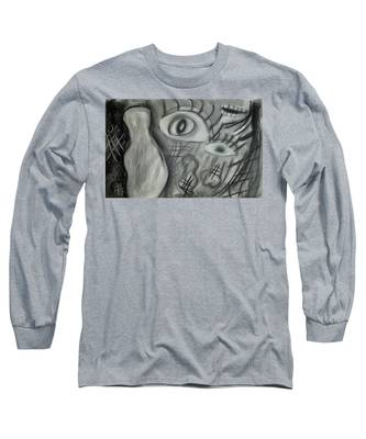 Lost In Chaos Long Sleeve T-Shirt
