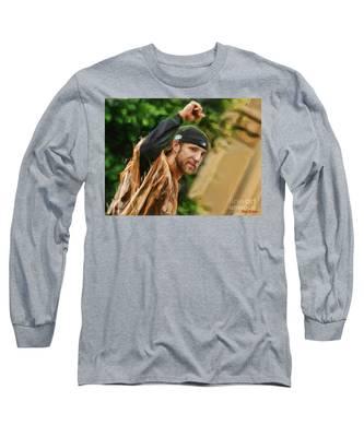 Madison Bumgarner Long Sleeve T-Shirts