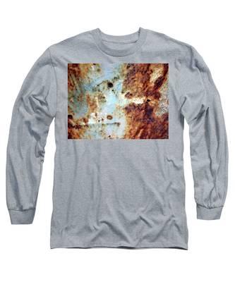 Natural Abstract 8 Long Sleeve T-Shirt