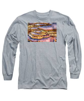 Pancakes Hot Springs Long Sleeve T-Shirt