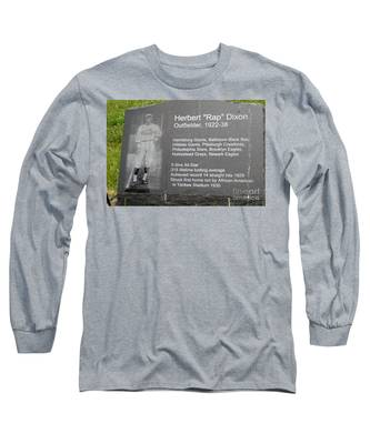 Rap Dixon Long Sleeve T-Shirt