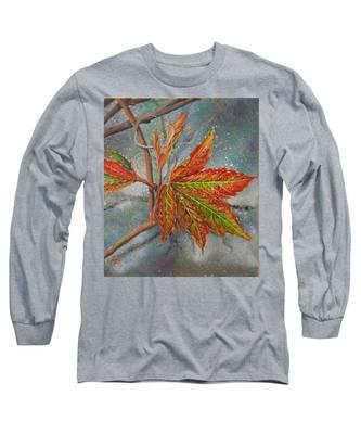 Spring Virginia Creeper Long Sleeve T-Shirt