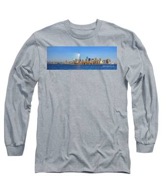 The New Manhattan Long Sleeve T-Shirt
