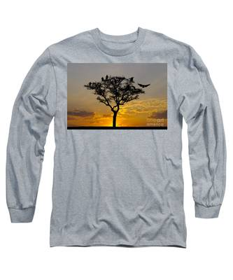 Designs Similar to Vultures In Tree At Sunset