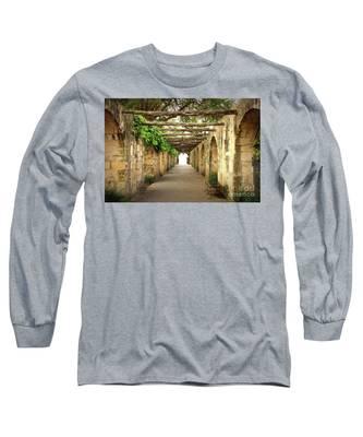 Walk To The Light Long Sleeve T-Shirt