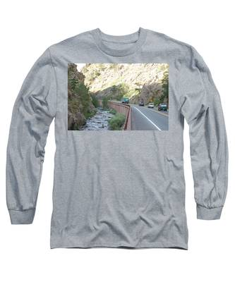 Fly Fishing In Colorado Long Sleeve T-Shirt