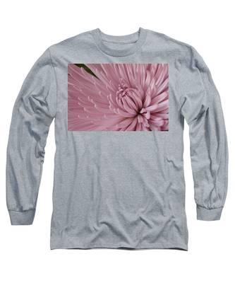 Pretty In Purple 2 Long Sleeve T-Shirt