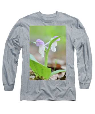Showy Orchis Long Sleeve T-Shirt