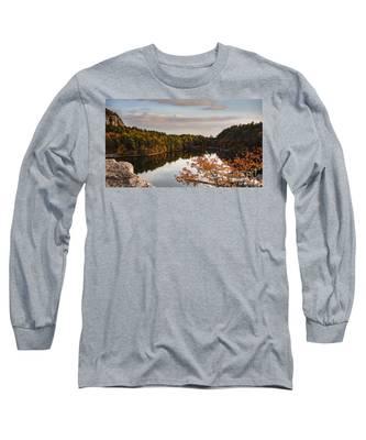 Mohonk Mountain House Lake Long Sleeve T-Shirt