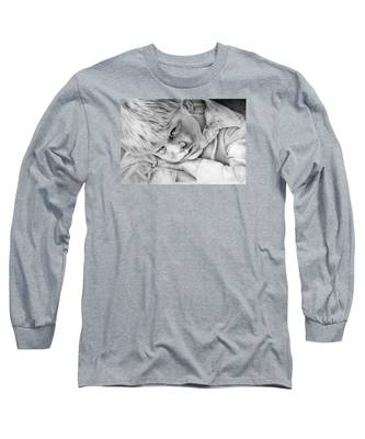 A Doleful Child Long Sleeve T-Shirt