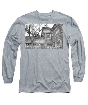 Annex At Ringwood Manor With Tree Long Sleeve T-Shirt