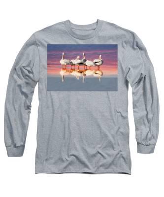 As The Sun Goes Down Long Sleeve T-Shirt
