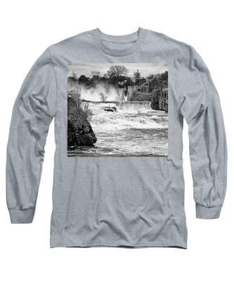 Bakers Falls Long Sleeve T-Shirt