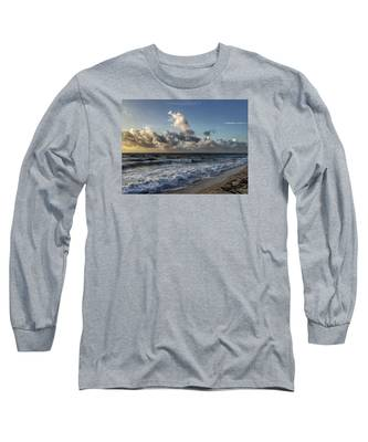 Beautiful Shore Long Sleeve T-Shirt