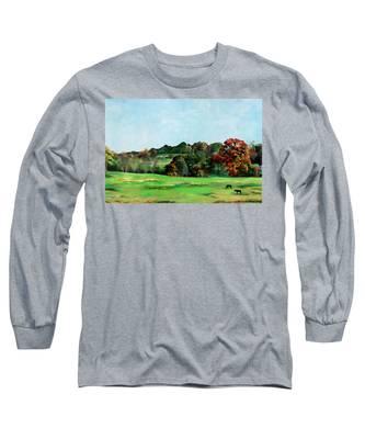 Beaver Valley Long Sleeve T-Shirt