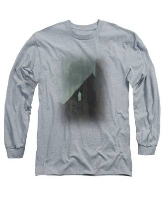 Celtic Ruins Long Sleeve T-Shirt