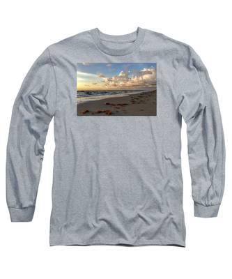 Cloudy Horizon  Long Sleeve T-Shirt