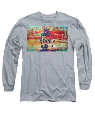 Colors That Surround U Long Sleeve T-Shirt