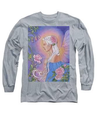 Contemplation Of Beauty Long Sleeve T-Shirt