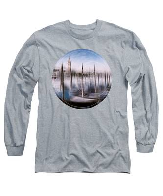Campanile Long Sleeve T-Shirts