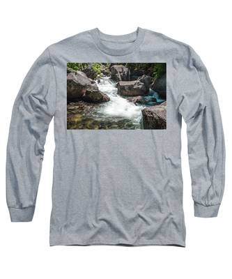 Easy Waters- Long Sleeve T-Shirt