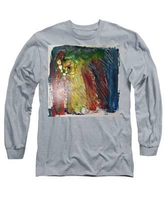 Experiment # 10 Long Sleeve T-Shirt