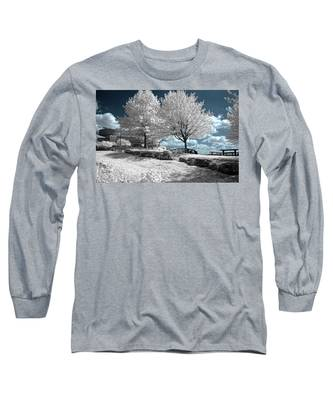 Falls Of The Ohio State Park Long Sleeve T-Shirt