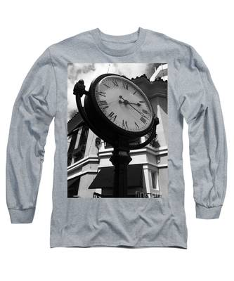 Given And Taken Long Sleeve T-Shirt