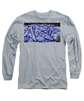 Graffiti Art-art Long Sleeve T-Shirt