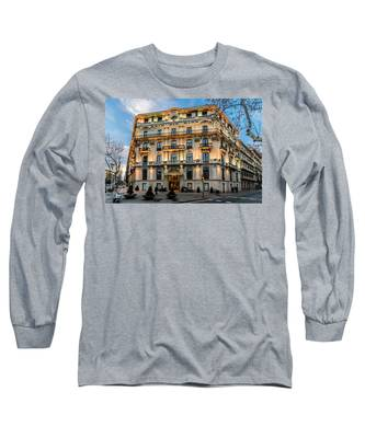 Gran Hotel Havana Long Sleeve T-Shirt