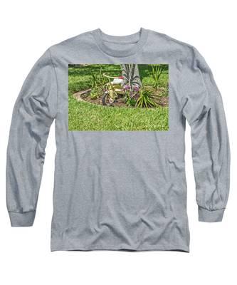 Happy Spring Long Sleeve T-Shirt
