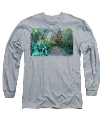 In The Bush Long Sleeve T-Shirt