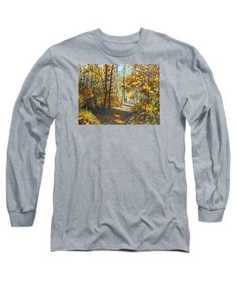 Indian Summer Trail Long Sleeve T-Shirt