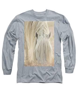Ivory Long Sleeve T-Shirt
