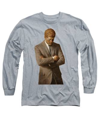 Us Presidents Long Sleeve T-Shirts
