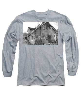 Jones Hardware From Behind, Pequannock Long Sleeve T-Shirt