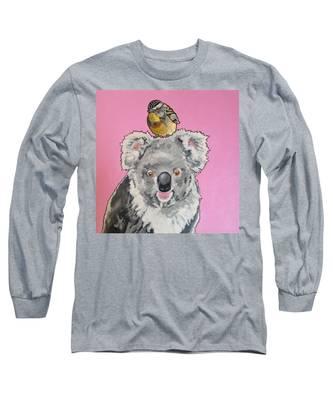 Kalman The Koala Long Sleeve T-Shirt