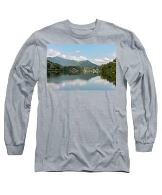 Lake Junaluska #1 - September 9 2016 Long Sleeve T-Shirt