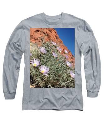 Lavender Drops Long Sleeve T-Shirt