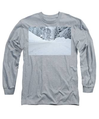 Lonly Road- Long Sleeve T-Shirt