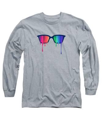 Sun Long Sleeve T-Shirts