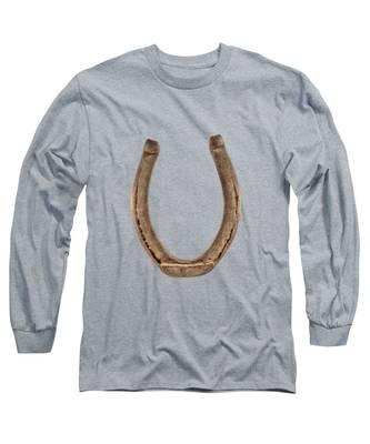 Equestrian Long Sleeve T-Shirts