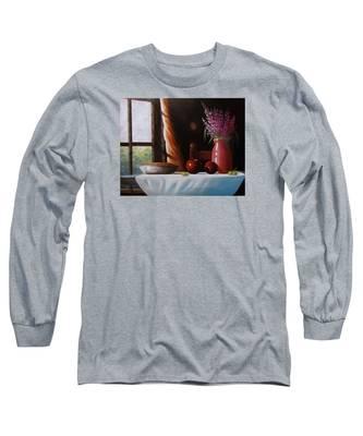 Mom's Apple Pie  Long Sleeve T-Shirt