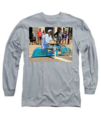 Nice Bike Long Sleeve T-Shirt