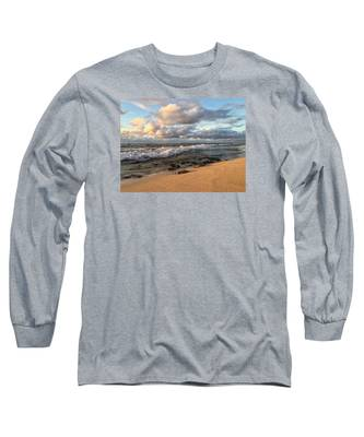 Ocean Calm Long Sleeve T-Shirt