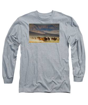 On The Move Long Sleeve T-Shirt