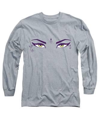 Bellydancer Long Sleeve T-Shirts